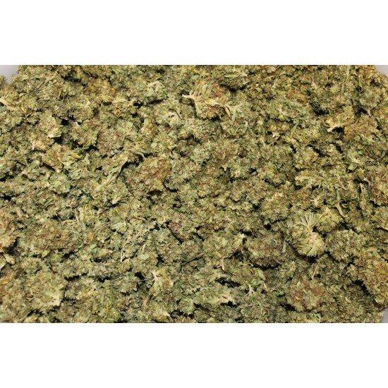 B'dazzled Blu - 4% CBD Cannabidiol Cannabis Buds, 10 gram